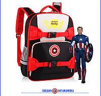 """Школьный рюкзак """"Капитан Америка"""", фото 1"""
