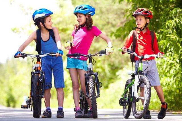 """Подростковый велосипед """"унисекс"""""""