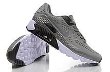 Мужские Кроссовки  Nike Air Max 90 Ultra BR Grey мужские серые