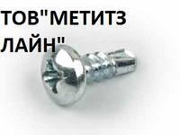 Саморез 3,5х9,5 ЦБ по металлу (уп.1000шт.)