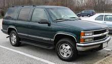 Шевроле Тахое / Chevrolet Tahoe (Внедорожник) (1995-1999)