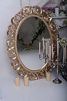 Зеркало овальное 012