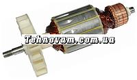 Якорь рубанка Topex 1300 Вт короткий