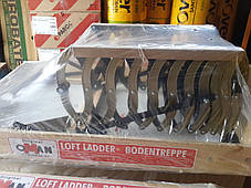 Чердачная лестница OMAN - FLEX TERMO METAL BOX, фото 3