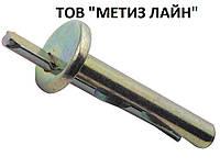 Дюбель потолочный 6х40 (уп.100шт.)