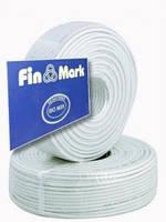 Коаксиальный кабель FinMark RG-6 75 Ом белый (100m)