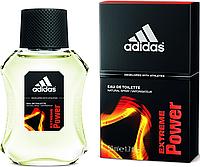 Adidas Extrim Power EDT 100 ml  туалетная вода мужская (оригинал подлинник  Испания)