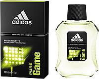 Adidas Pure Game EDT 100 ml  туалетная вода мужская (оригинал подлинник  Испания)