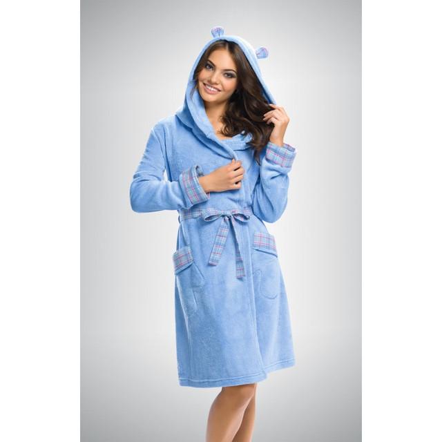 Женские халаты махровые, велюровые, трикотажные, байковые