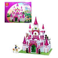 Конструктор Розовая мечта - Замок принцессы M38-B0151