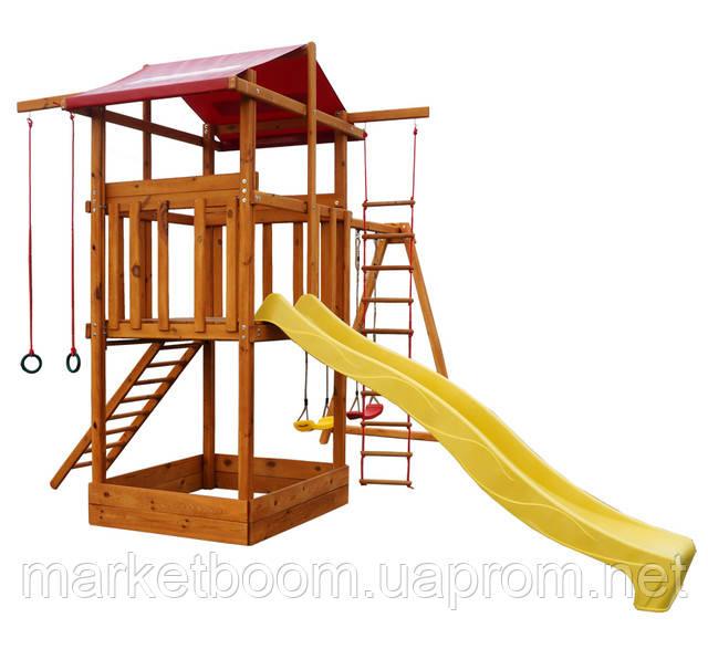 Детская игровая площадка,игровой комплекс на дачу BL-2