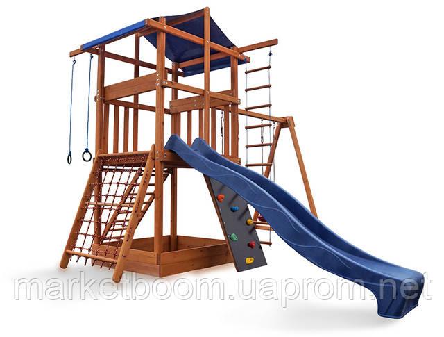 Детская игровая площадка,игровой уличный комплекс