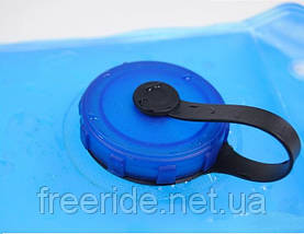 Питьевая система, голубой гидратор 2 л (EVA), фото 3
