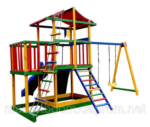 Детская игровая площадка,уличный комплекс для детей