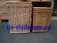 Корзина   для белья плетеная из лозы