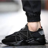 Мужские кроссовки со стильной шнуровкой. Модель 04169., фото 5