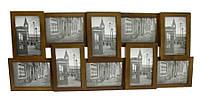 Деревянная фоторамка 10x15 x 10 W05