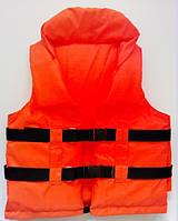 Спасательный жилет,оранжевый