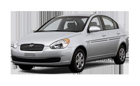 Запчасти для Hyundai Accent 2006-2010