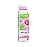 Крем для лица ночной Alterra Anti-Age Orchidee Q10, 50 мл