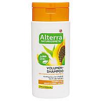 Шампунь Alterra Volumen Bio-Papaya&Bambus для объема , 200 мл
