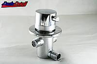 Смеситель термостатический, скрытого монтажа в стену или на борт ванной ( JT-7006 ) Хромированный качественный