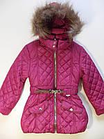 Куртка для девочки 6 - 7 лет