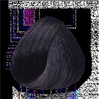 Крем-краска для волос 2C (темно черная смородина) KeraCream Color 2C