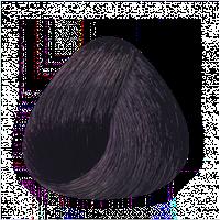 Крем-краска для волос 4C (средняя черная смородина)  KeraCream Color 4C