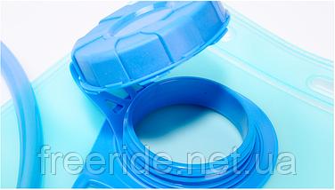 Питьевая система, голубой гидратор 2 л (PEVA), фото 3