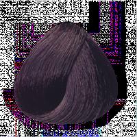 Крем-краска для волос 5C (черная смородина) KeraCream Color 5C