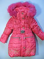 Пальто  для девочки 1 - 1,6 лет