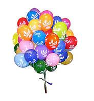 Букет из шаров «С Днем Рождения»