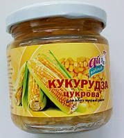 """Сахарная кукуруза """"Ай подсекай"""" мёд"""