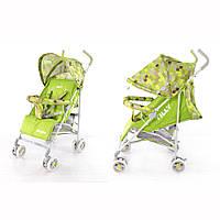 Детская коляска трость Walker SB-0001 Light green