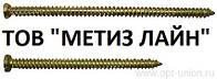 Шуруп по бетону (турбошуруп) 7,5х152 (уп.100шт.)