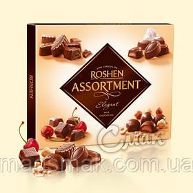 Конфеты в коробке Roshen Assortment Elegant (Ассорти), 145 г