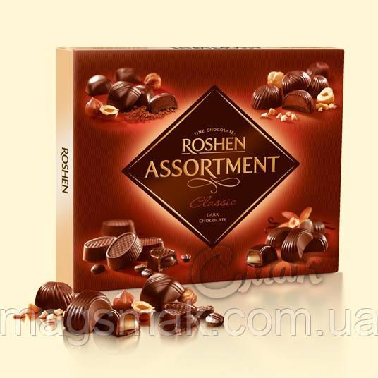 Конфеты в коробке Roshen Assortment Classic (Ассорти), 154 г