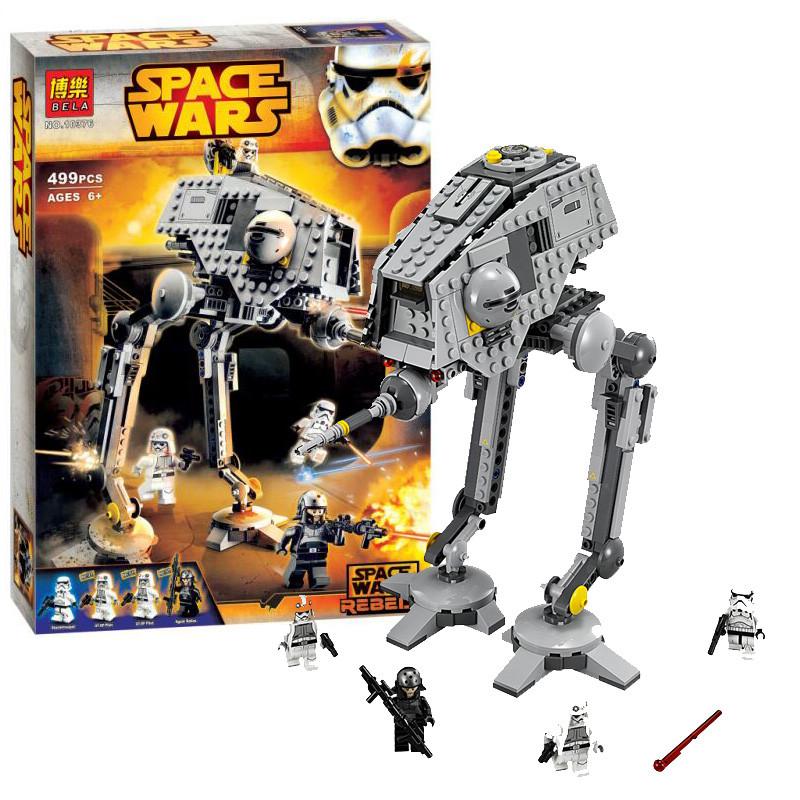 Конструктор Bela Star Wars Боевой Корабль Вуки 569 дет. 10377