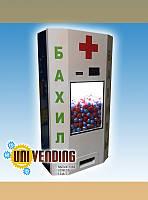 Бахильник UV-8.  Вендинг автомат по продажи бахил.