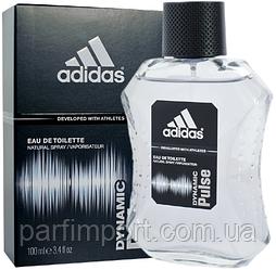 Adidas Dinamic Pulse EDT 100 ml  туалетная вода мужская (оригинал подлинник  Испания)