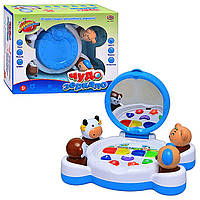 Музыкальная игрушка Чудо-зеркало 0949