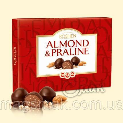 Конфеты в коробке ROSHEN Almond&Praline, 232 г, фото 2