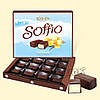 Конфеты в коробке ROSHEN Soffio Vanilla