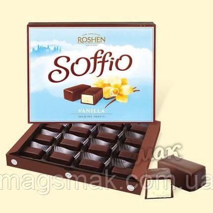 Конфеты в коробке ROSHEN Soffio Vanilla, фото 2