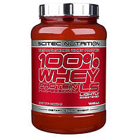 100% Whey Protein Professional 920 g yogurt peach