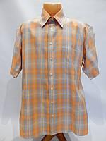 041КР Мужская рубашка с коротким рукавом Angelo Litrico, фото 1