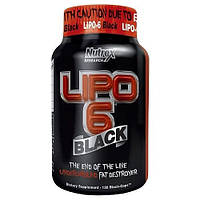 Lipo-6 Black 120капс