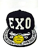 Кепка мужская  ХИП-ХОП  EXO