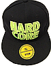 Кепка мужская  ХИП-ХОП  HARD CORE